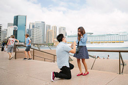The Proposal - Alex & Francia