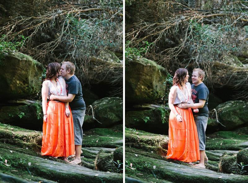Central Coast Engagement - Chris & Karlie