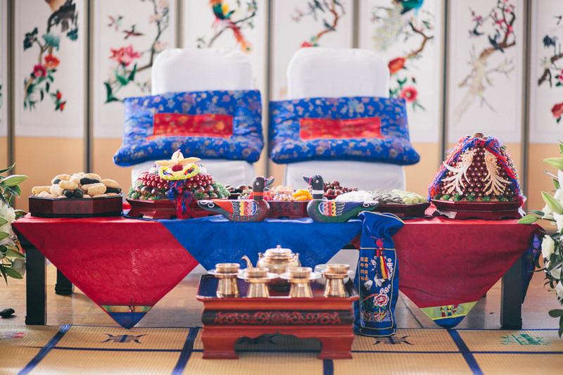 Traditional Korean Sydney Wedding - Eric & Sandy