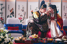 Traditional Korean Sydney Wedding - Eric & Sandy