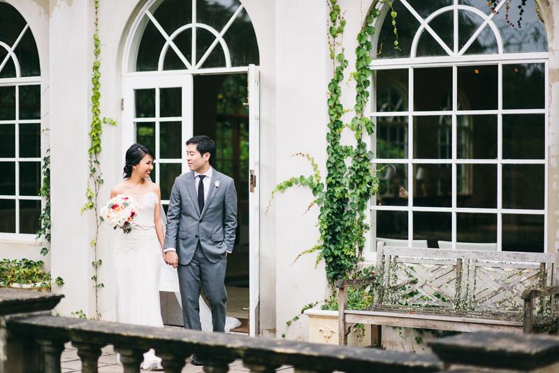 Milton Park Wedding - Kevin & Eunice